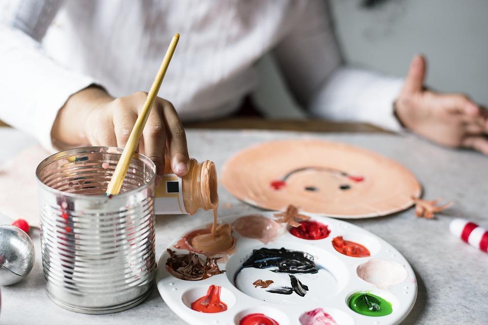 La peinture, un domaine d'activité un peu ingrat