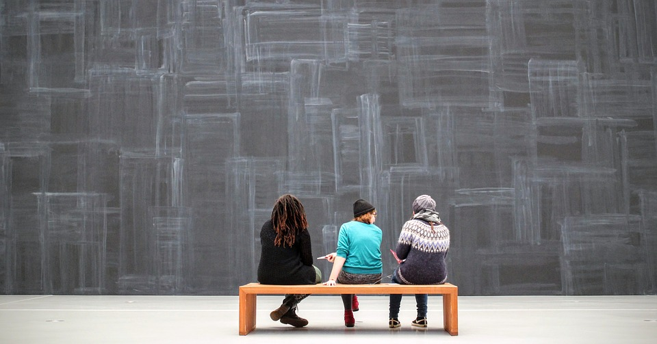 Comment expliquer le regain d'intérêt de la jeunesse pour les œuvres d'art ?