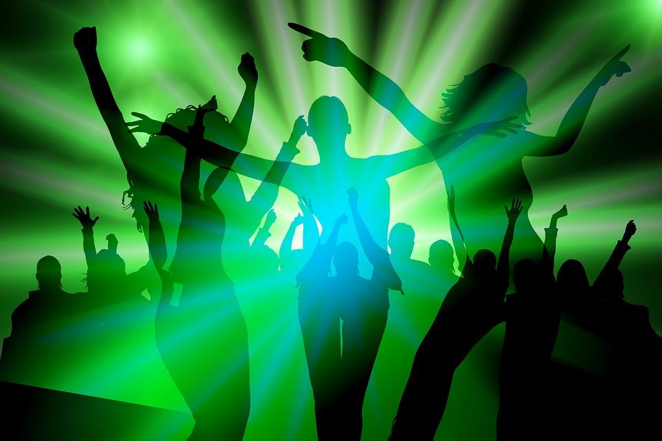 Les styles de musiques joués en club/boîte de nuit