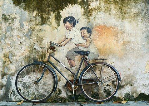 peinture de la rue
