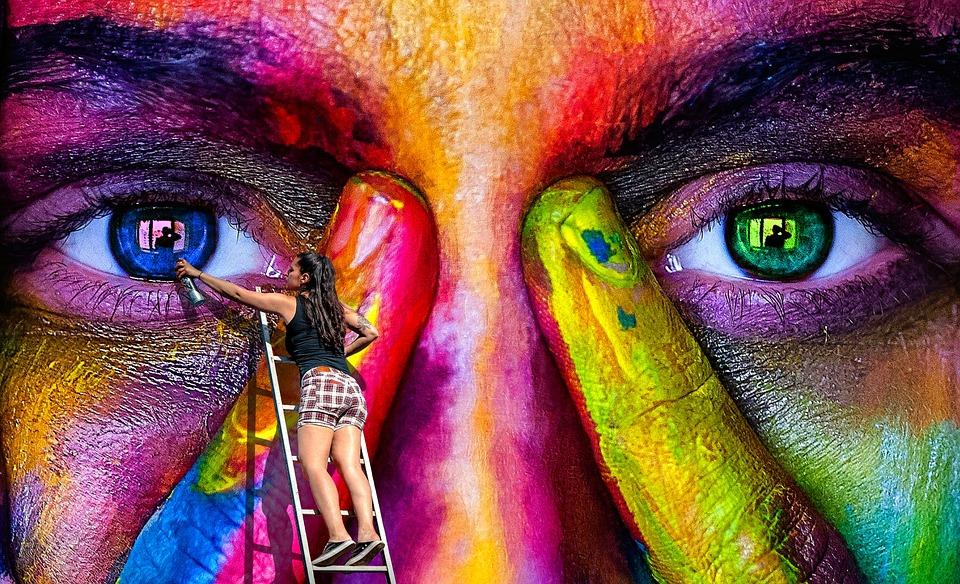 art de la peinture