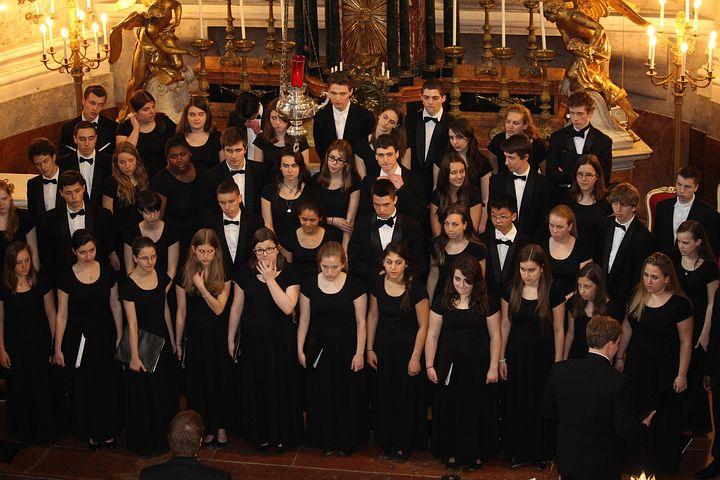 Le rôle des chanteurs en chœur dans l'enregistrement audio