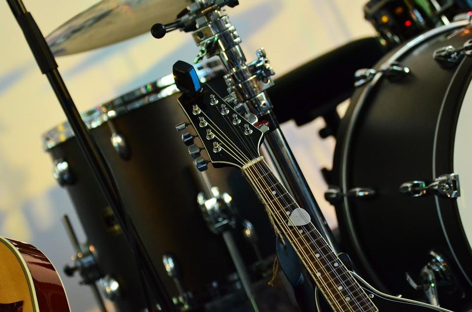 La musique: pris comme moyen d'expression artistique
