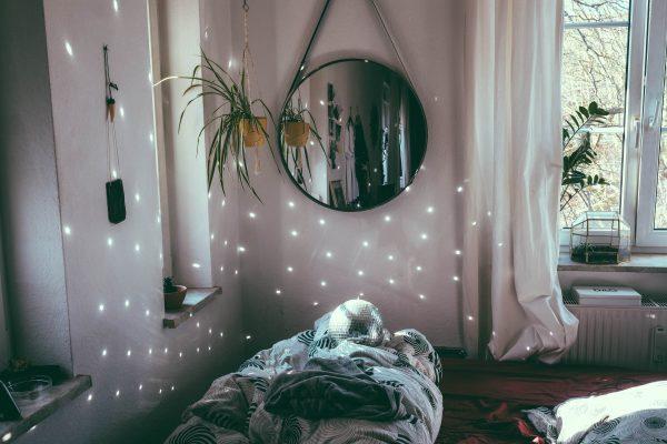 Pour une belle chambre :